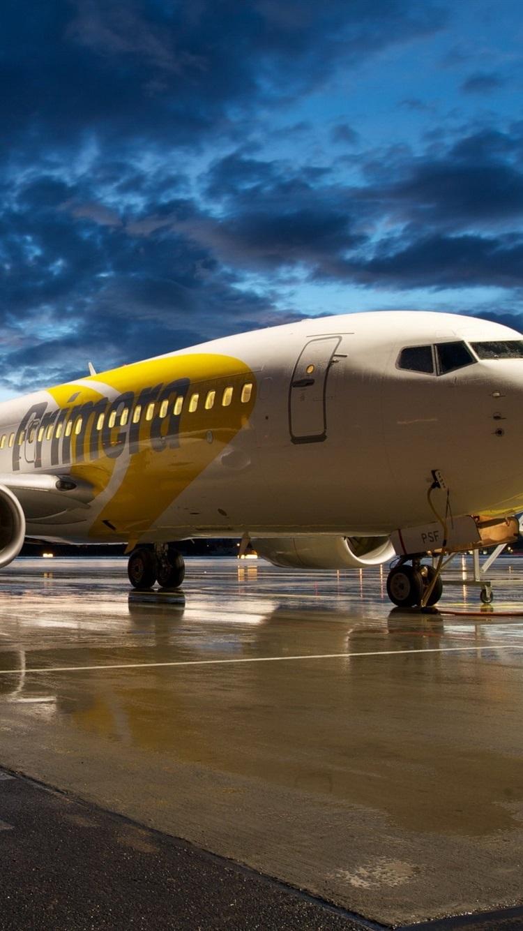 Wallpaper Aviation Airport Boeing 737 Aircraft 2560x1600 Hd