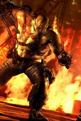 iPhone Papéis de Parede Resident Evil 6 jogo XBOX