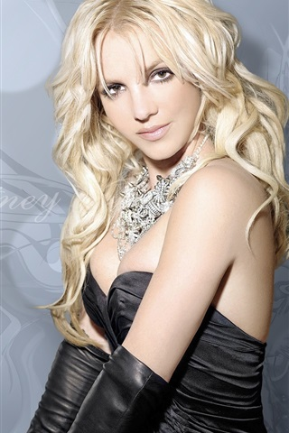 iPhone Wallpaper Britney Spears 08