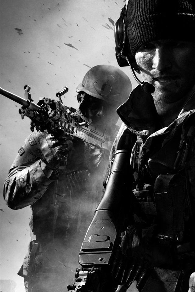 Call Of Duty Modern Warfare 3 Hd 2012 640x960 Iphone 4 4s