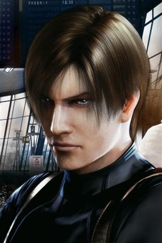 iPhone Papéis de Parede Resident Evil: Degeneration
