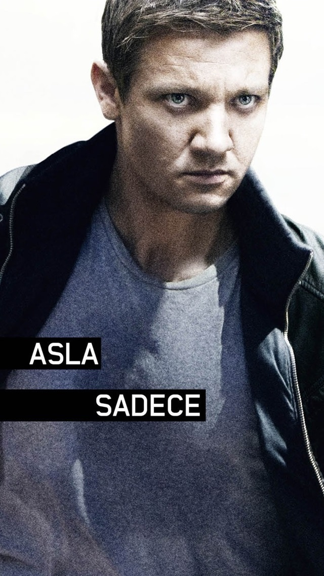 The Bourne Legacy 2012 Movie 640x1136 Iphone 5 5s 5c Se Wallpaper Background Picture Image