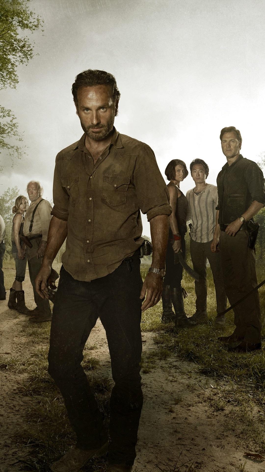 The Walking Dead Hd 1080x1920 Iphone 8 7 6 6s Plus Wallpaper