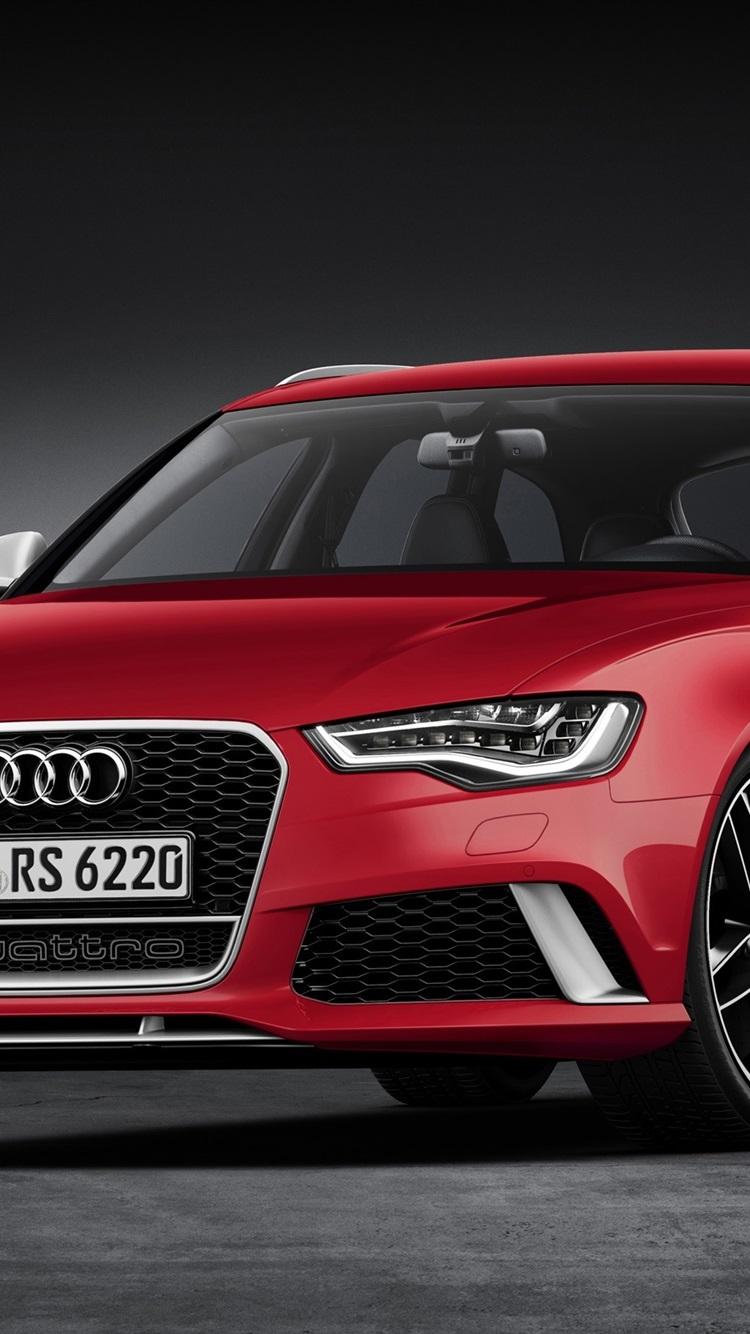 2013 Audi Rs6 Avant 750x1334 Iphone 8 7 6 6s Wallpaper