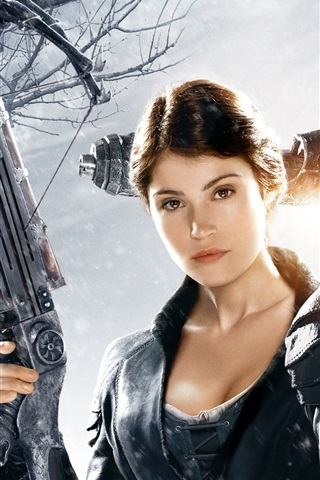 iPhone Wallpaper Hansel and Gretel: Witch Hunters