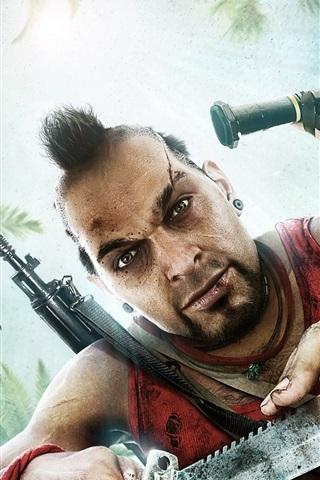 iPhone Papéis de Parede PC jogo Far Cry 3