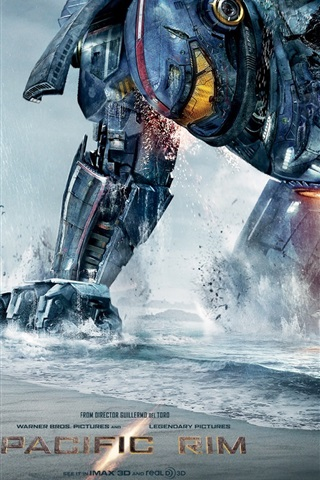 iPhone Wallpaper Pacific Rim 2013