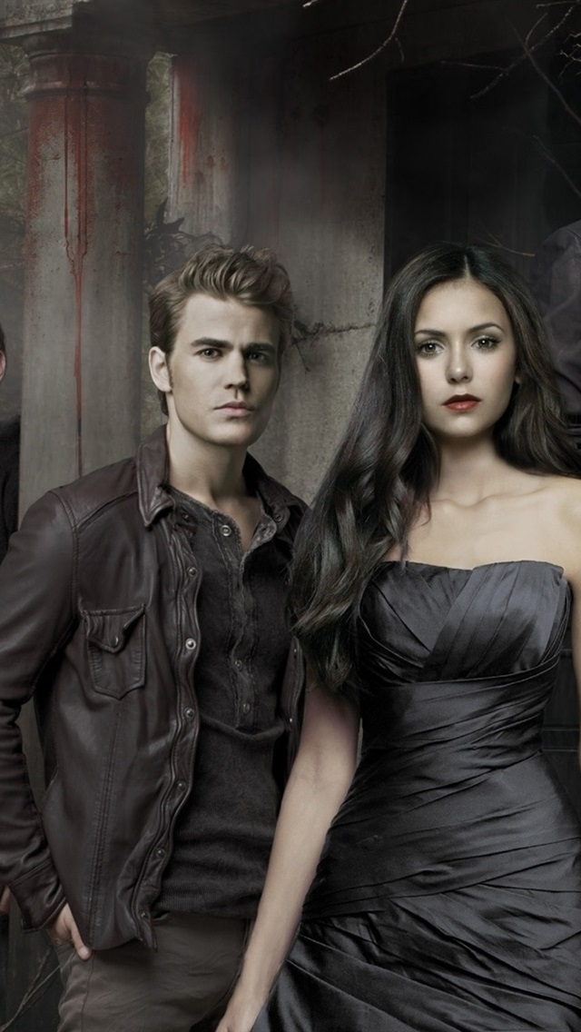 Wallpaper The Vampire Diaries, hot TV series 1920x1200 HD ...