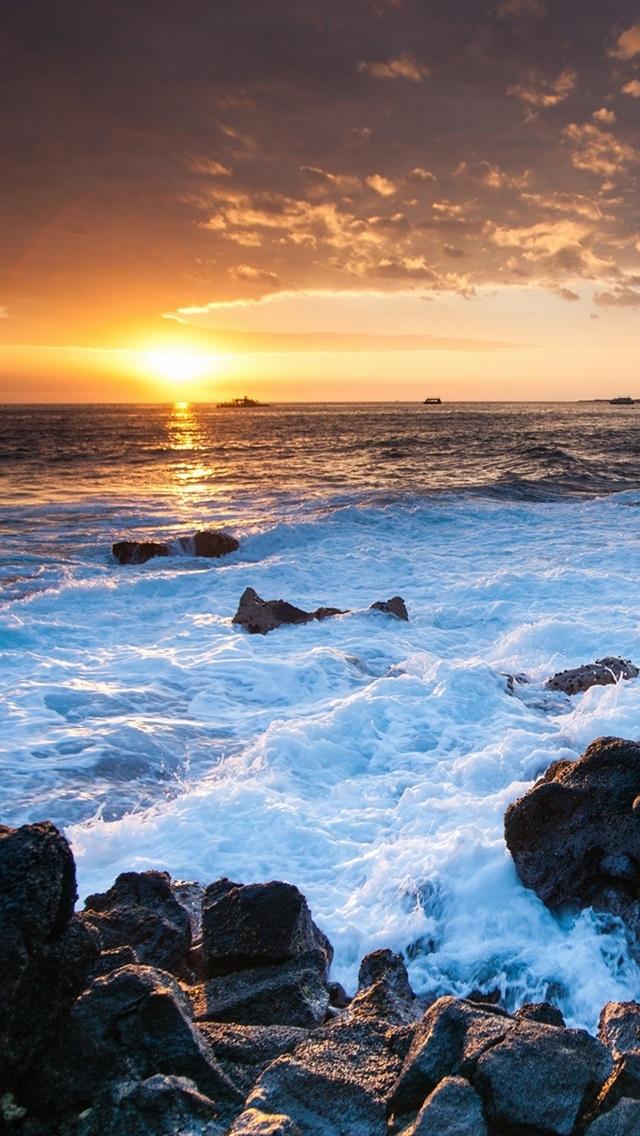 красивые картинки моря на айфон