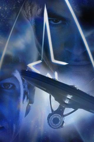 iPhone Wallpaper Star Trek Into Darkness 2013