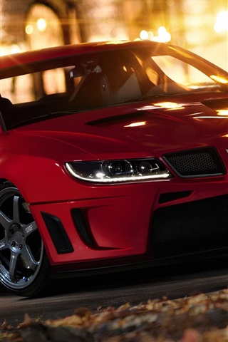 Pontiac Gto Car Red Color 640x1136 Iphone 55s5cse