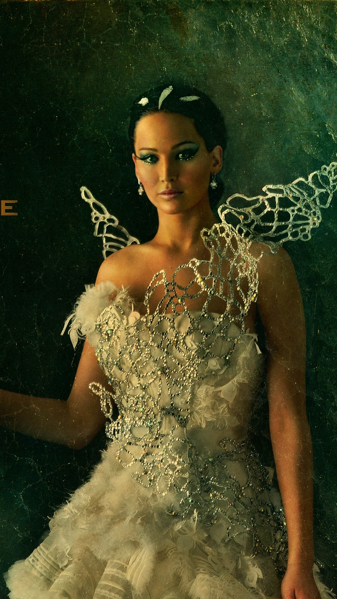 Jennifer Lawrence As Katniss The Hunger Games Catching