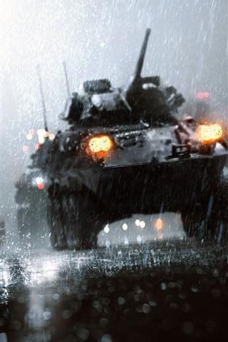 iPhone Wallpaper Battlefield 4 widescreen