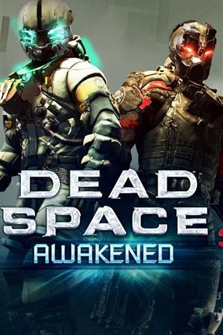 iPhone Papéis de Parede Dead Space 3: Awakened