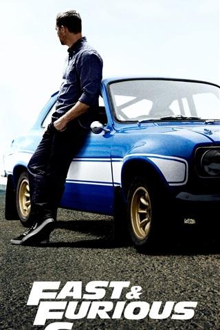 Wallpaper Paul Walker in Fast and Furious 6 2560x1600 HD ... |Fast And Furious 6 Paul Walker Wallpaper