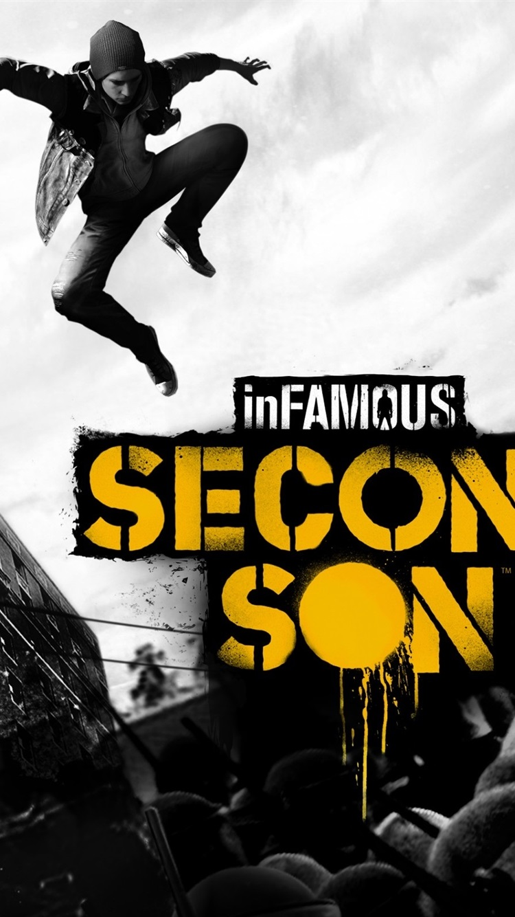 Wallpaper Infamous Second Son 2560x1600 Hd Picture Image