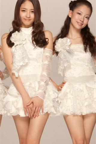iPhone Wallpaper CHI CHI Korean music girl group 05