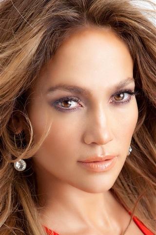 iPhone Hintergrundbilder Jennifer Lopez 04