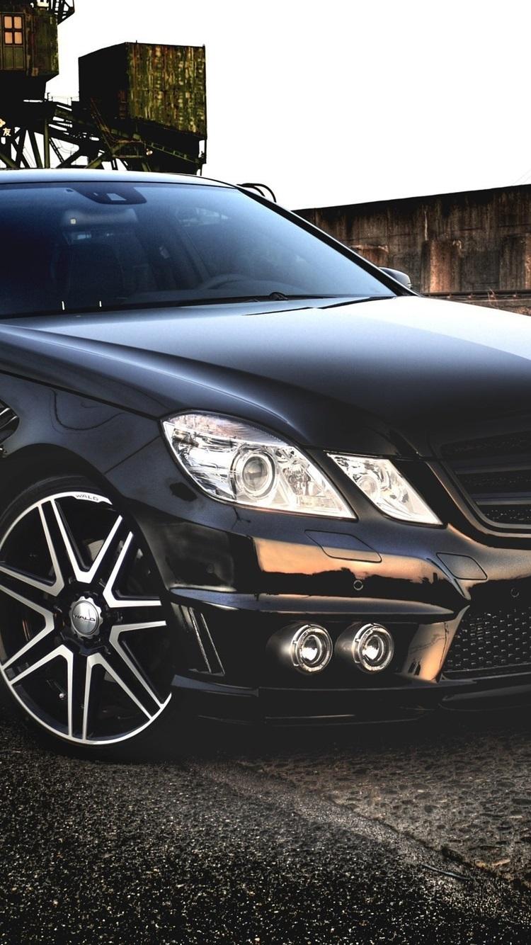 Mercedes Benz E Class Black auto 21x21 iPhone 21/21/21/21S ...