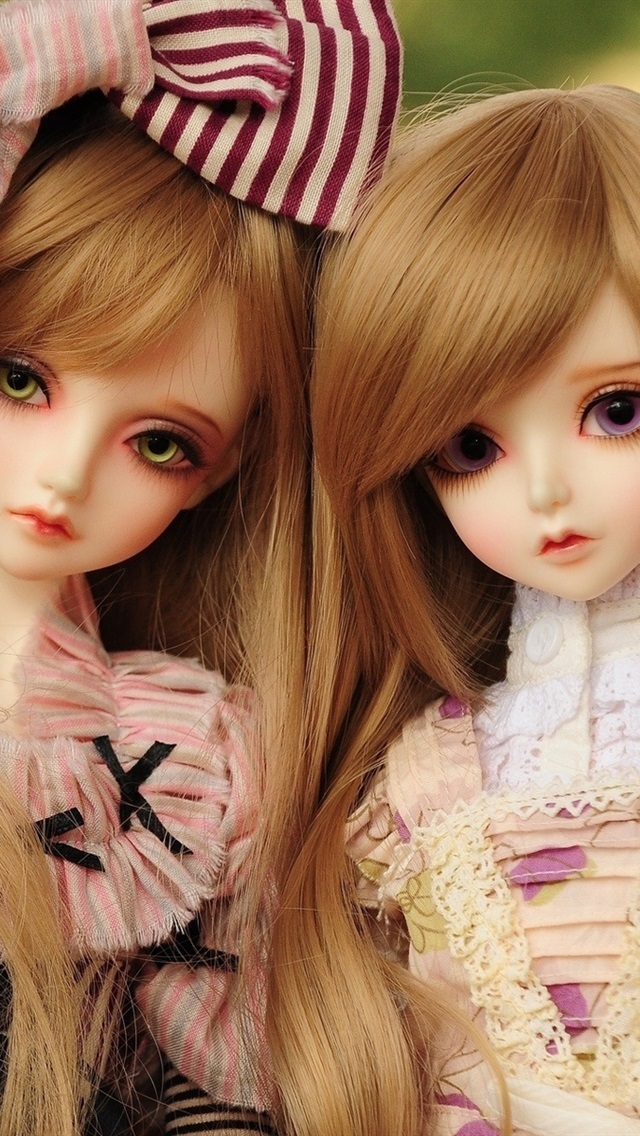 Wallpaper Iphone Cute Doll Images