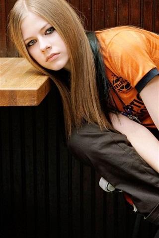 iPhone Wallpaper Avril Lavigne 46