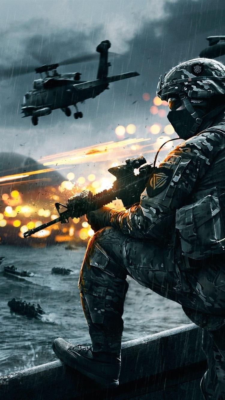 Papéis De Parede Battlefield Exército Jogo HD 2560x1600 HD