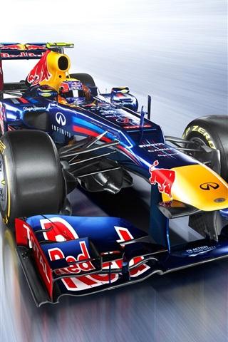 iPhone Wallpaper Formula 1, F1 race car speed