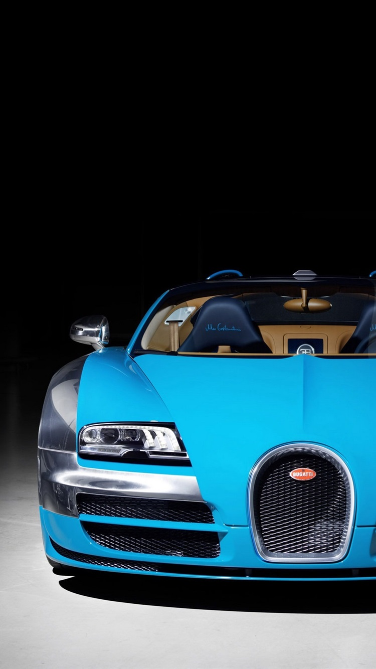 2013 Bugatti Veyron 16 4 Grand Sport Vitesse Supercar 750x1334 Iphone 8 7 6 6s Wallpaper Background Picture Image
