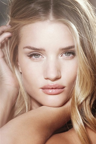 iPhone Papéis de Parede Rosie Huntington-Whiteley 06