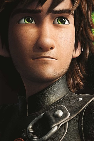 iPhone Wallpaper 2014 How to Train Your Dragon 2