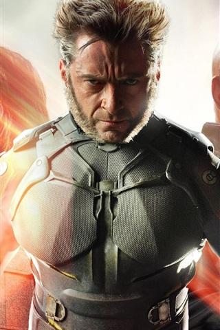 iPhone Wallpaper 2014 X-Men: Days of Future Past