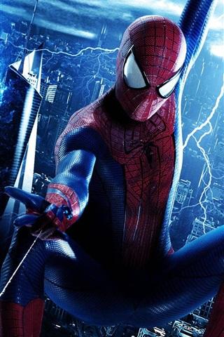 iPhone Обои Удивительный Человек-паук 2 HD