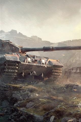 iPhone Wallpaper World of Tanks British tanks