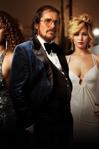 Wallpaper American Hustle 2013 Movie 2560x1600 Hd Picture Image