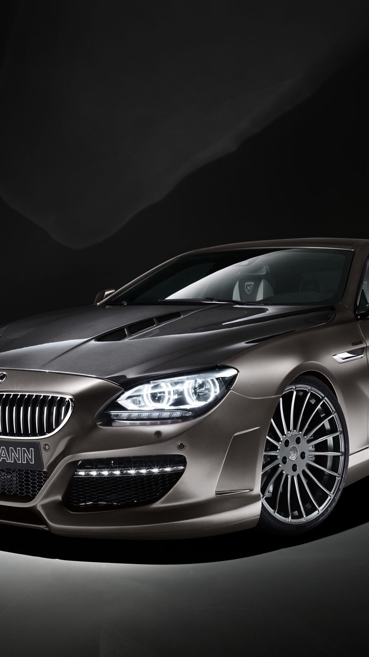 Bmw M6 Coupe Hamann Car 750x1334 Iphone 8 7 6 6s Wallpaper