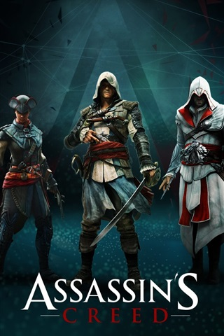 Assassin S Creed Iv Black Flag Ubisoft Game 640x960 Iphone 4 4s