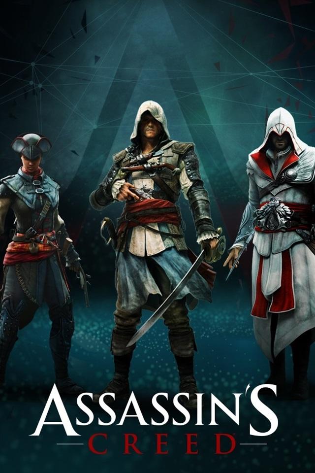 Assassin S Creed Iv Black Flag Ubisoft Game 640x960 Iphone 4 4s