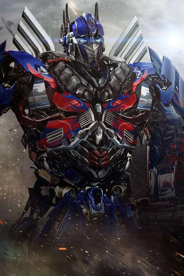 Optimus Prime Transformers 4 Age Of Extinction 640x960