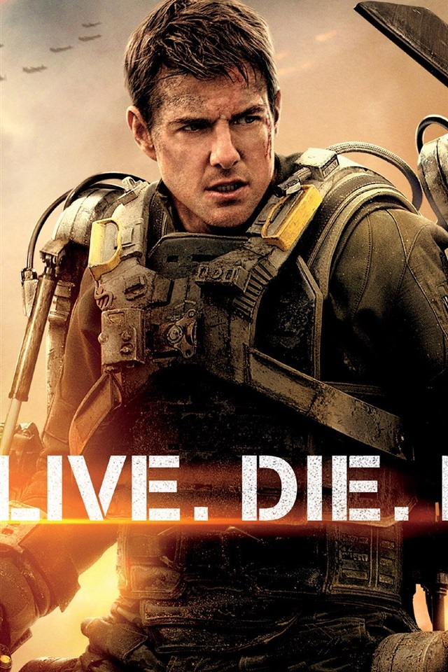 Edge Of Tomorrow 2014 Hd 750x1334 Iphone 8 7 6 6s Wallpaper Background Picture Image