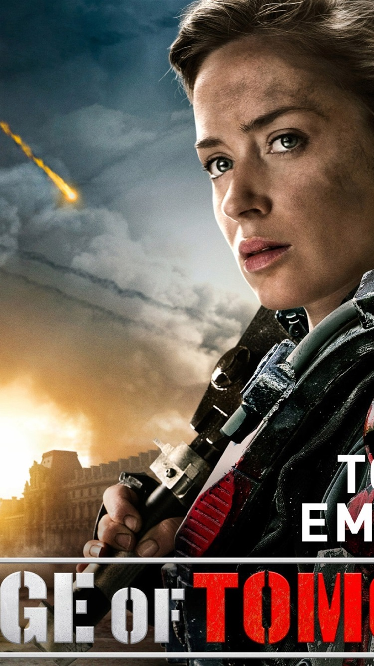 Wallpaper Emily Blunt In Edge Of Tomorrow 2560x1600 Hd Picture Image