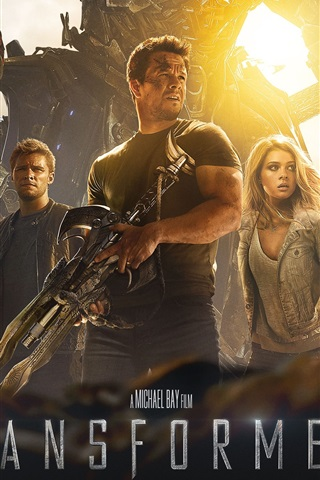 iPhone Wallpaper Transformers: Age of Extinction HD