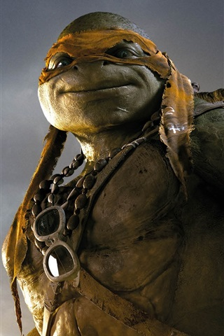 iPhone Обои 2014 Teenage Mutant Ninja Turtles, Майки