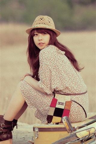 iPhone Papéis de Parede Choi Hee junho 05