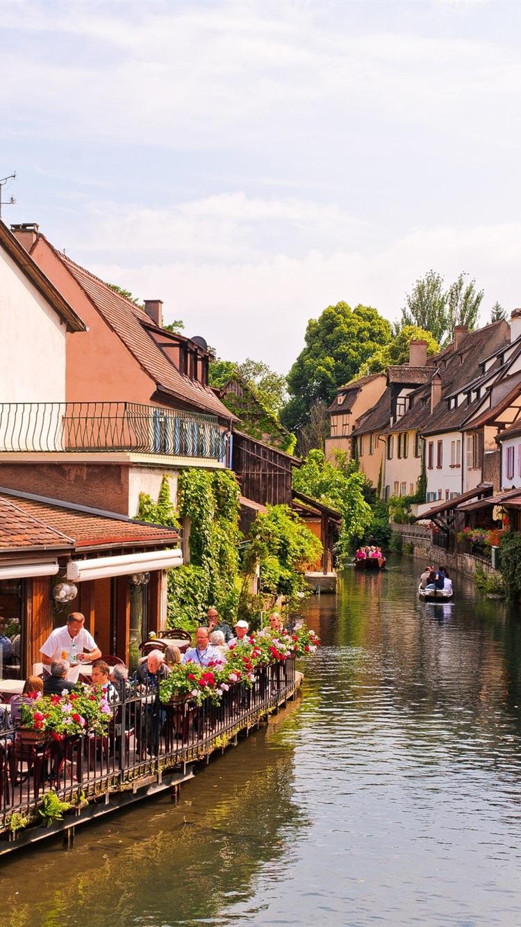 Обои Alsace, эльзас, колмар, Colmar, france. Города foto 11
