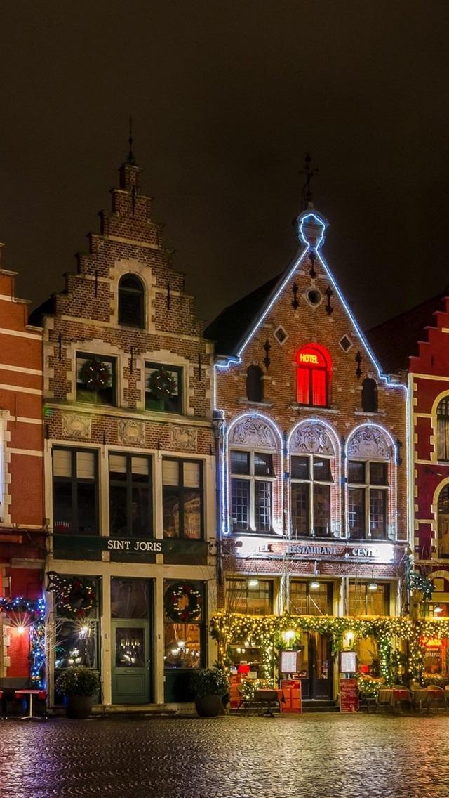 Fondos De Pantalla Bélgica Brujas La Plaza Grote Markt
