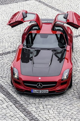Mercedes Benz Sls Amg Cars 750x1334 Iphone 8 7 6 6s Wallpaper Background Picture Image