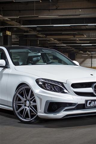 Fonds D Ecran Carlsson Mercedes Benz Classe C Voiture