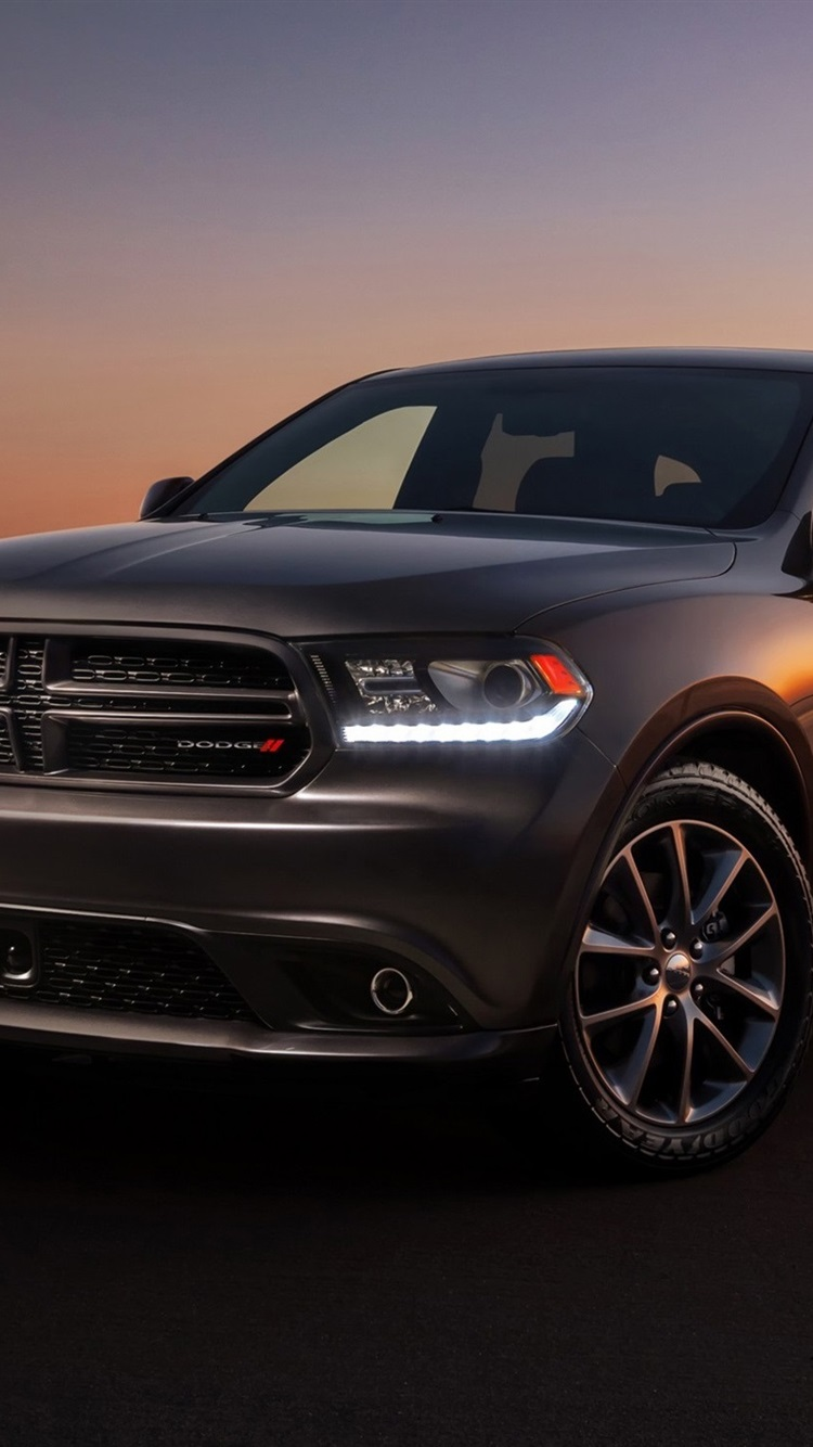 Wallpaper Dodge Durango Suv Car 1920x1440 Hd Picture Image
