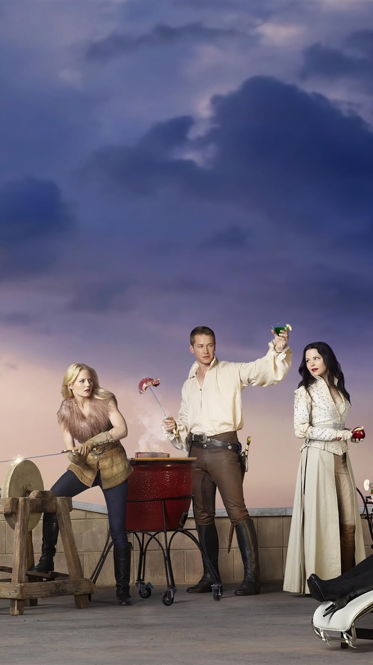 Wallpaper Once Upon A Time Tv Series Hd 2560x1600 Hd Picture Image