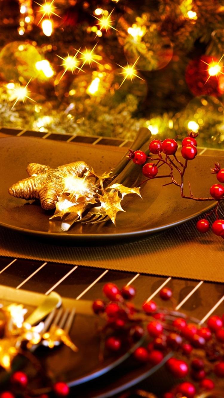 クリスマス ライト 装飾 ガラス 冬 新年 750x1334 Iphone 8 7 6